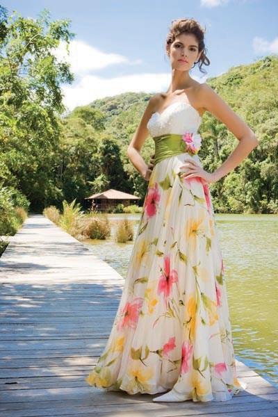 585803 Vestido longo para casamento dicas para escolher fotos.2 Vestidos longos para casamento: dicas para escolher, fotos