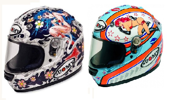 586135 Vandal Dream Modelos de capacetes femininos: fotos