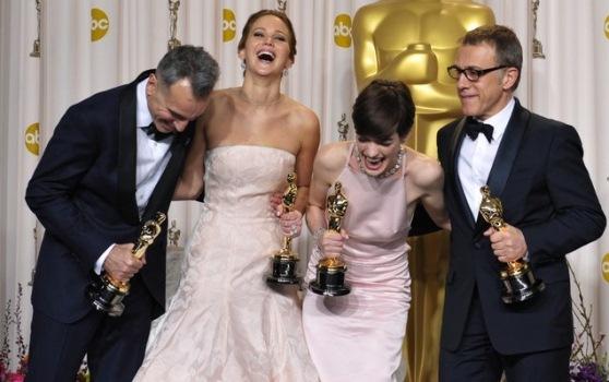 586252 Lista de vencedores Oscar 2013 Lista de vencedores Oscar 2013