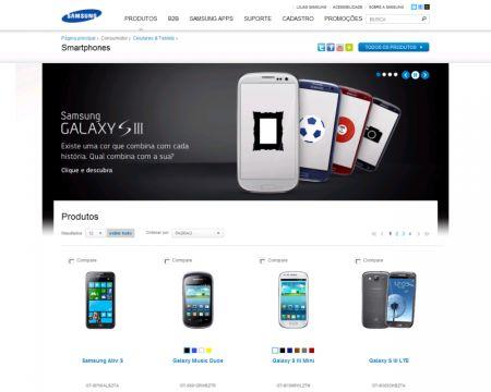 586584 smartphones da linha galaxy 1 Smartphones da linha Galaxy