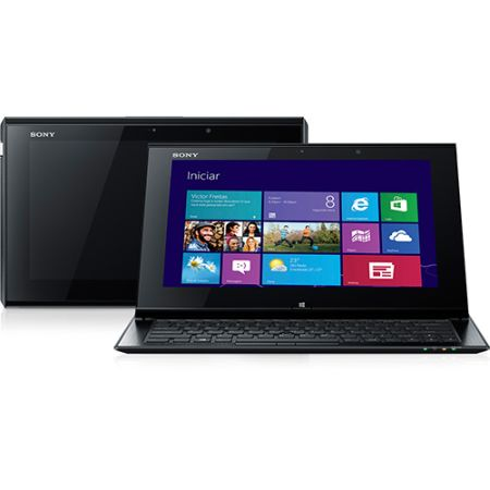 587129 sony vaio duo 11 notebook com jeito de tablet Sony Vaio Duo 11: notebook com jeito de tablet