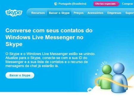 588041 como voltar a usar o msn sem o skype Como voltar a usar o msn sem o skype?