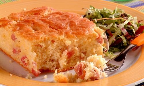 588102 Torta de presunto e queijo de liquidificador 01 Torta de presunto e queijo de liquidificador