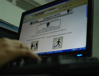588551 Boletim de ocorrência online ES1 Boletim de Ocorrência online ES