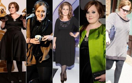 588793 Roupas de Adele fotos Roupas de Adele: fotos