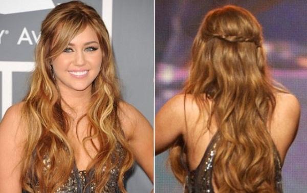 589088 penteados de reveillon 21 Penteados simples com cabelo solto: passo a passo