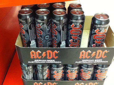 589817 ACDC lança cerveja para roqueiros 01 AC/DC lança cerveja para roqueiros