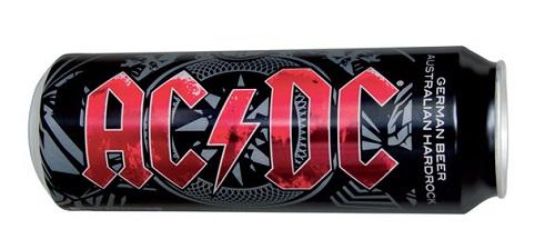 AC/DC lança cerveja para roqueiros