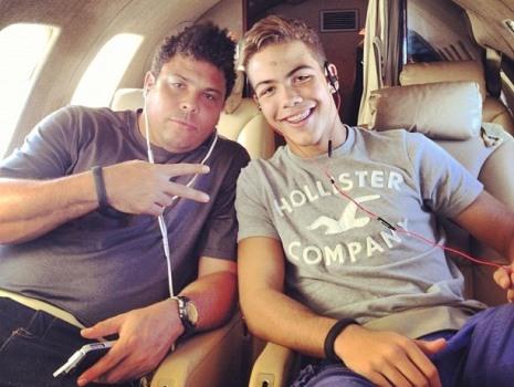590298 Saiba mais sobre Ronald filho de Ronaldo 2 Saiba mais sobre Ronald, filho de Ronaldo
