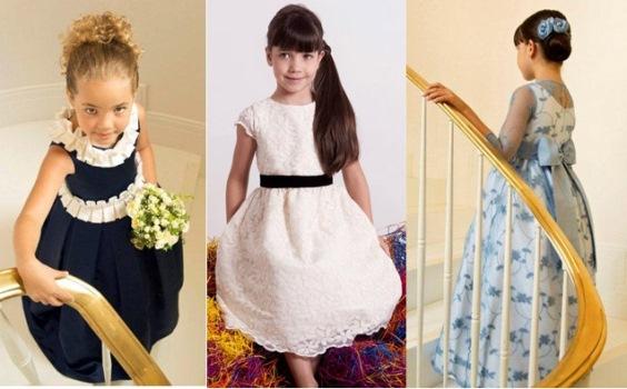 590730 Tendências de vestidos para daminhas 2013 5 Tendências de vestidos para daminhas 2013
