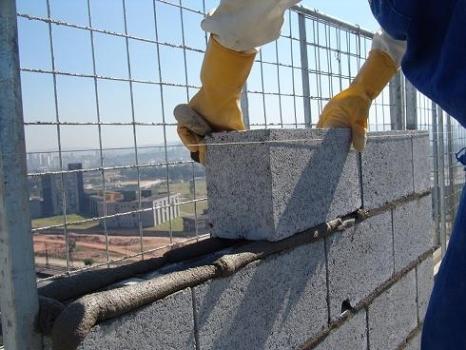 590837 Bloco de concreto vantagens e desvantagens 2 Bloco de concreto: vantagens e desvantagens