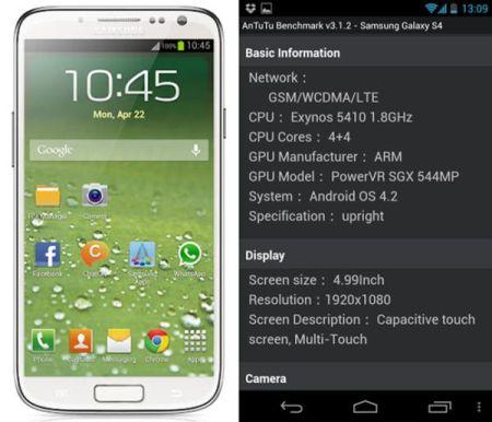 591258 celular galaxy s iv informações 1 Celular Galaxy S IV: informações