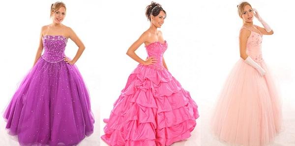 591643 vestido debutante 03 401x600 Vestidos de debutante com corpete