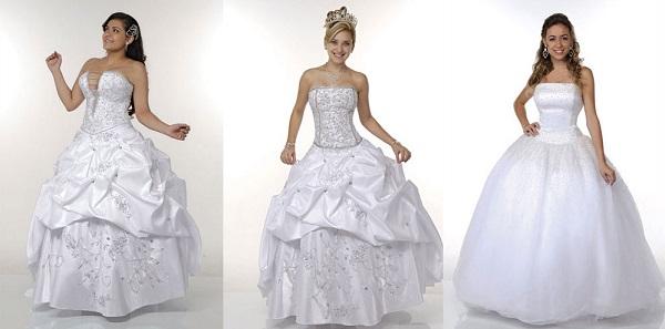 591643 vestido debutante 39 Vestidos de debutante com corpete