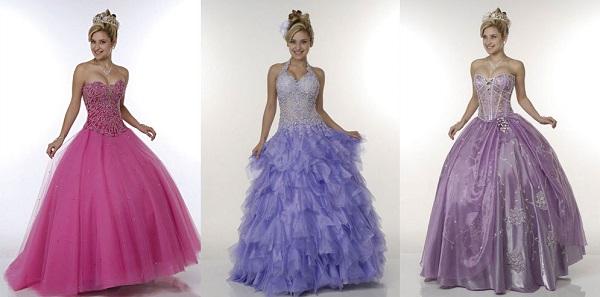 591643 vestido debutante 47 Vestidos de debutante com corpete