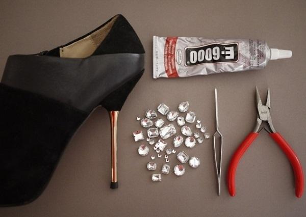 591754 como fazer salto miumiu 1 Customizar salto do sapato: dicas