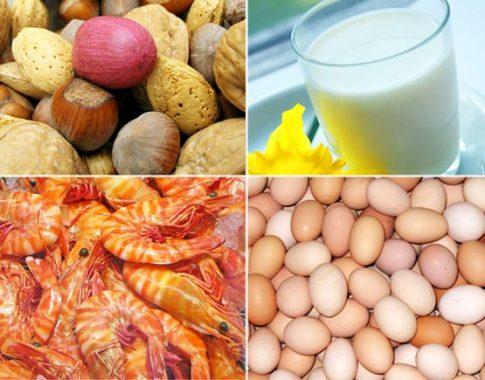 592125 Vários alimentos podem ser causadores de alergia. Foto divulgação Cuidados que os alérgicos devem ter ao comer fora de casa