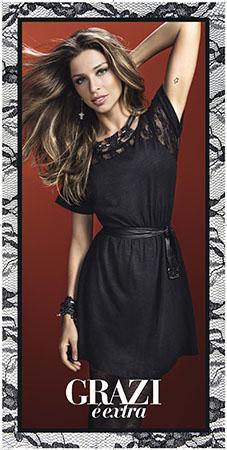 592732 colecao de roupas grazi massafera extra 2013 2 Coleção de roupas Grazi Massafera Extra 2013
