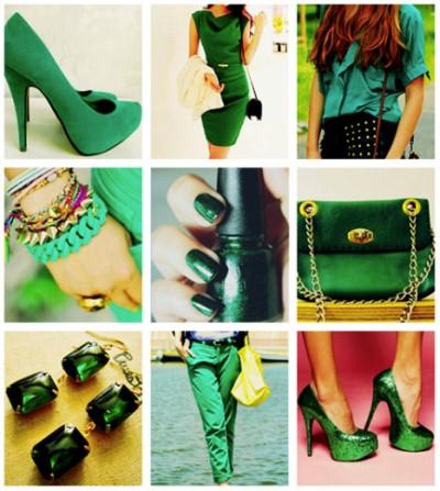 592979 Verde esmeralda na moda looks dicas para usar.2 Verde esmeralda na moda: looks, dicas para usar