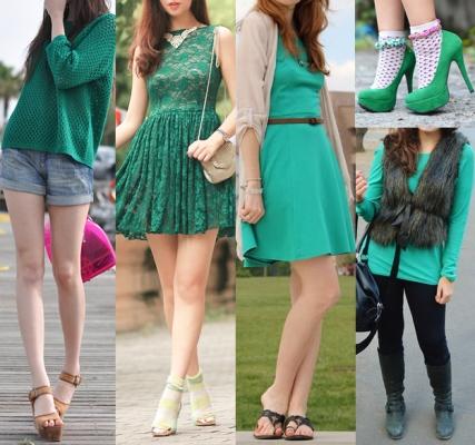 592979 Verde esmeralda na moda looks dicas para usar.3 Verde esmeralda na moda: looks, dicas para usar