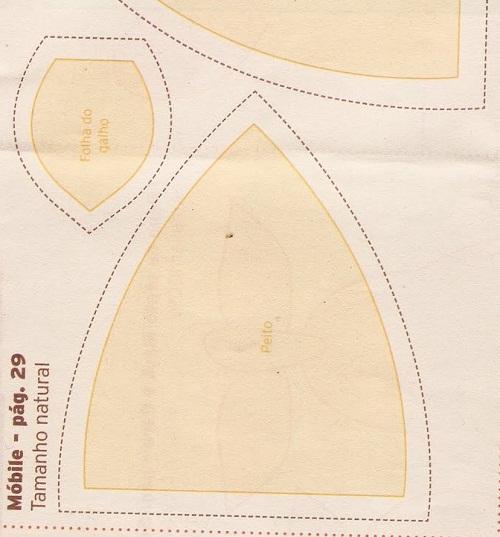 593134 Coruja de tecido como fazer passo a passo 01 Coruja de tecido: como fazer, passo a passo