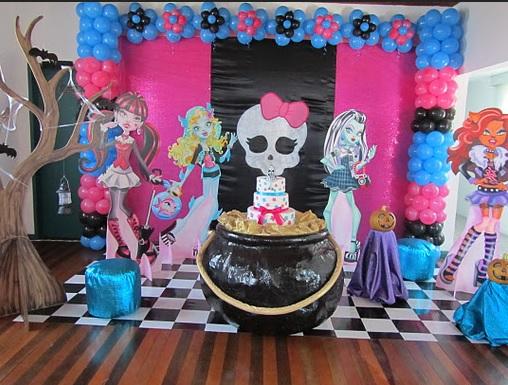 593479 Festa de aniversário Monster High dicas fotos 3 Festa de aniversário Monster High: dicas, fotos
