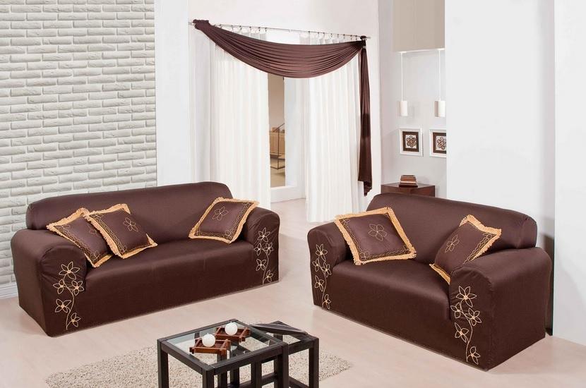593504 Capa de sofá dicas como escolher 2 Capa de sofá: dicas, como escolher