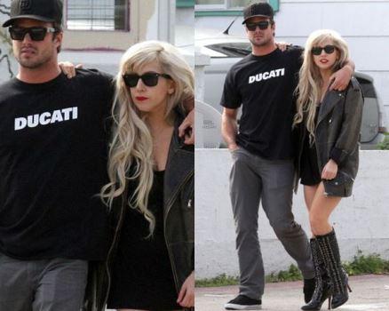 594148 Lady Gaga vai se casar em julho Lady Gaga vai se casar em julho
