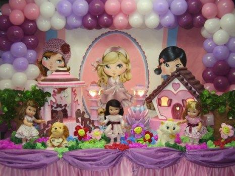 594239 Decoração de aniversário da Jolie 4 Decoração de aniversário da Jolie