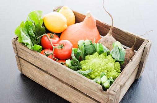 594428 Dieta das frutas e vegetais Vegetais e frutas: safra de março