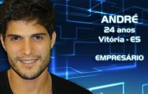 André vence prova da liderança no BBB 13