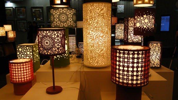 595028 Como fazer luminárias de renda para casa 04 Como fazer luminárias de renda para casa