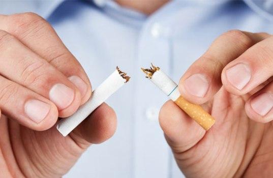 A fumagem deixada começou a guzzle