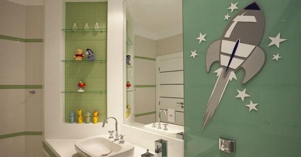 decoracao para banheiro infantil – Doitricom -> Decoracao Para Porta De Banheiro De Escola