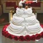 59526 Saiba mais sobre01 Bolos de casamento fotos 150x150 Fotos de Bolos de Casamento 2010 2011