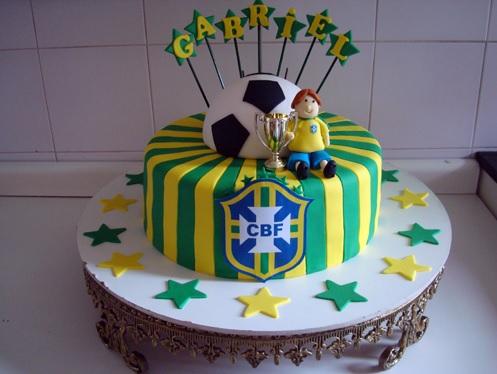 596318 Decoração de aniversário tema Copa do Mundo 2 Decoração de aniversário tema Copa do Mundo