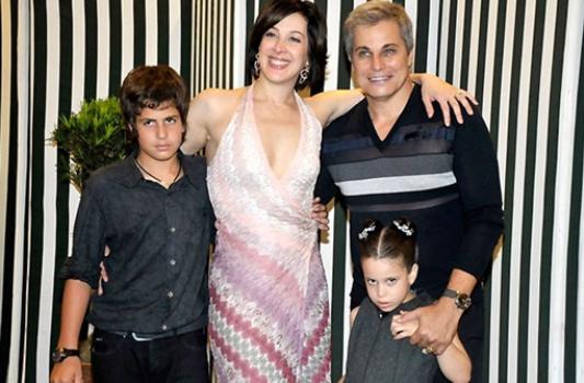 596950 Enzo filho de Claudia Raia e Edson Celulari Enzo, filho de Claudia Raia e Edson Celulari