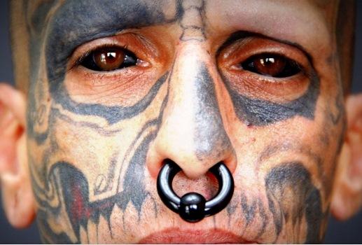 596981 Tatuagem nos olhos fotos 9 Tatuagem nos olhos: fotos