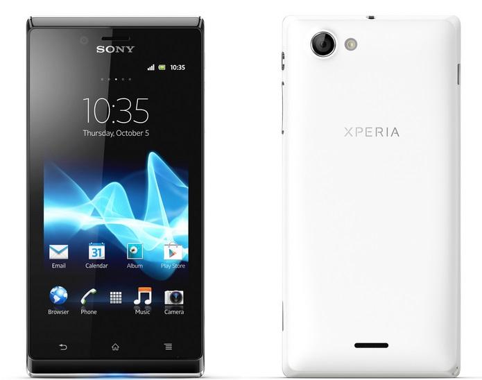 597486 Smartphones de baixo custo da Sony 2 Smartphones de baixo custo da Sony