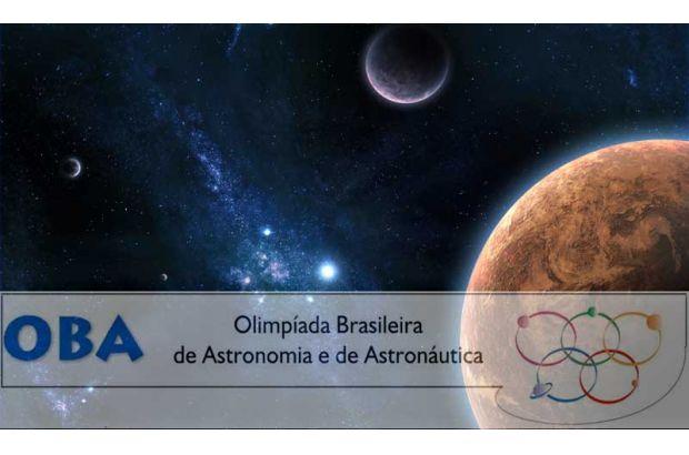 598038 Olimpíada Brasileira de Astronomia e Astronáutica inscricoes 01 Olimpíada Brasileira de Astronomia e Astronáutica 2013: inscrições