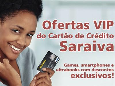 598816 Cartão de crédito Saraiva – como solicitar Cartão de crédito Saraiva, como solicitar