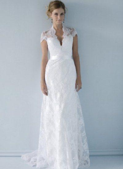 599220 Vestidos de noiva para evangélicas tendências fotos.1 Vestidos de noiva para evangélicas: tendências, fotos