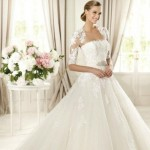 599220 Vestidos de noiva para evangélicas tendências fotos.4 150x150 Vestidos de noiva para evangélicas: tendências, fotos
