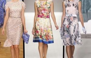 10 tendências de moda para o Verão 2014
