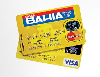 601288 2 via fatura cartao casas bahia 3 2 via fatura cartão Casas Bahia