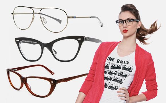 601364 Vários modelos de armações de óculos podem ser encontradas. Foto divulgação Óculos de grau: dicas para escolher armação