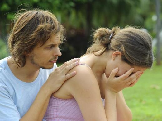 601383 O término da relação não é fácil. Mais aceitar é o primeiro passo para esquecer o ex. Foto divulgação Como esquecer o ex namorado