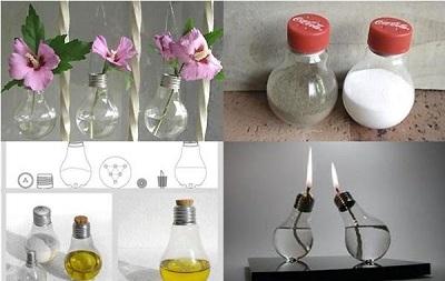 601627 Vasos de Flores com Lâmpadas Passo a Passo 05 Vasos de Flores com Lâmpadas: Passo a Passo