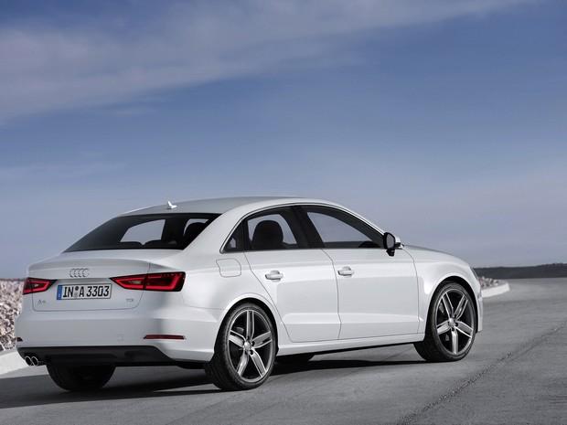 601812 Audi A3 Sedã preços saiba mais 01 Audi A3 Sedã: preços, saiba mais