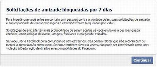 603707 facebook for bloqueado o que fazer Facebook for bloqueado: o que fazer